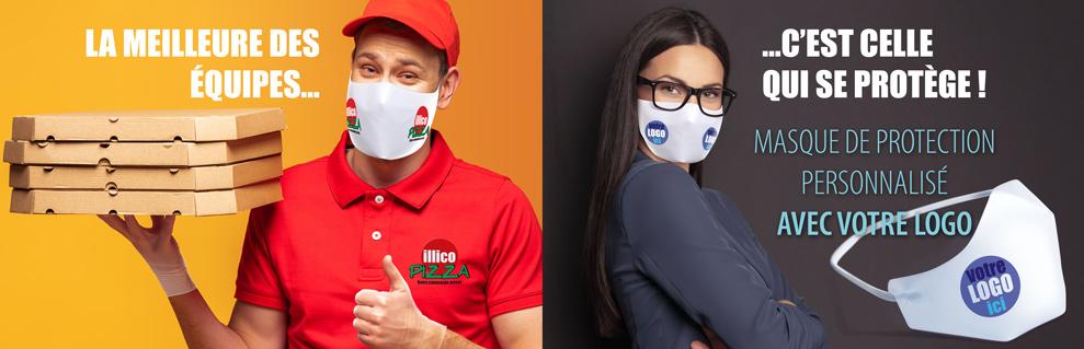 Masque de protection déconfinement