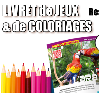 coloriage menu enfant