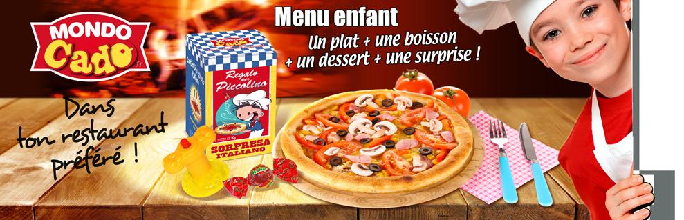 Surprise pizzeria